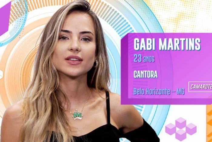 Gabi Martins - BBB 20
