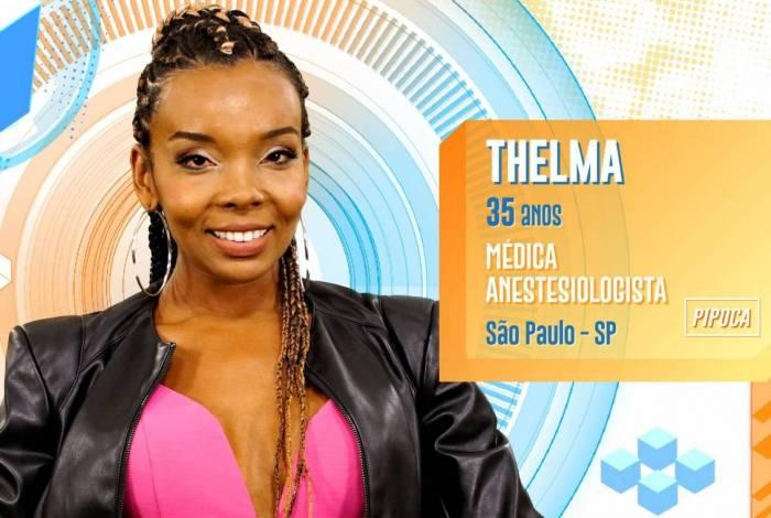 Thelma - BBB 20
