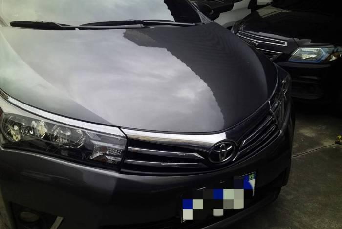 Polícia Civil recuperou carro roubado em Belford Roxo