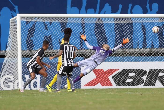 Rio, 21/01/2020, Campeonato Carioca jogo entre Madureira x Botafogo,  foto de gilvan de souza / agencia o Dia