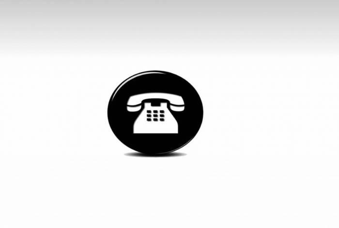 Uma lista de telefones úteis sempre é essencial para momentos de necessidade