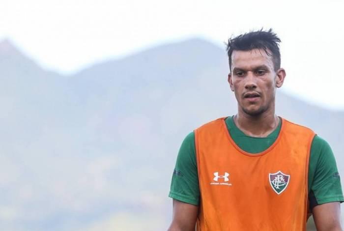 Henrique é anunciado pelo Fluminense