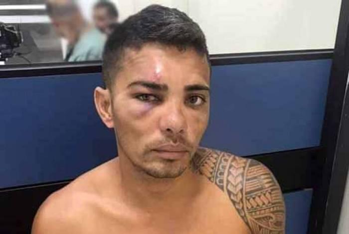 Adriano Assis Oliveira foi capturado em Campo Grande