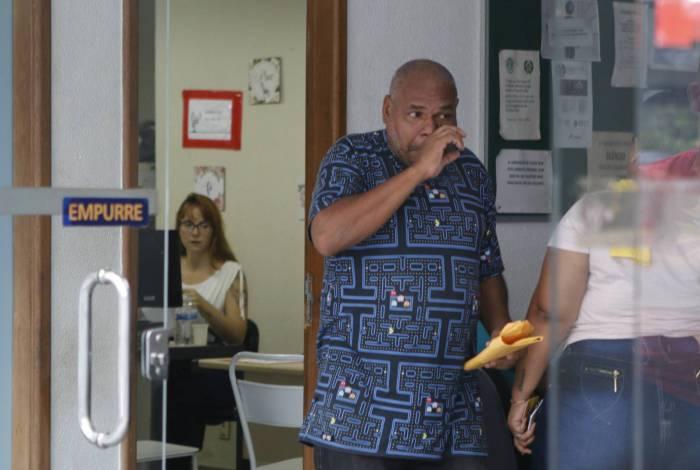 Julio Cesar reclamou que policiais não socorreram seu irmão