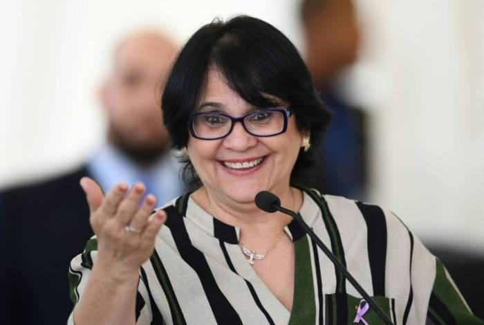 Ministra dos Direitos Humanos, Família e Mulheres, Damares Alves