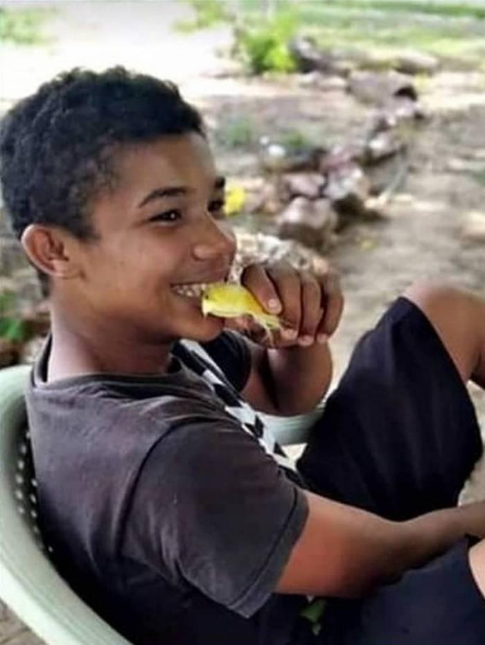 Luis Fernando Pinto dos Santos, de 15 anos, foi executado a tiros na noite de terça-feira na casa do vizinho em Coroatá, no Maranhão