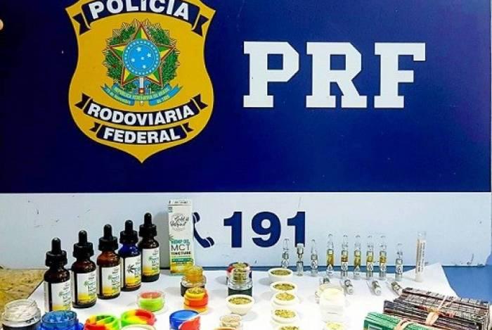 Drogas encontradas na mala de ex-atleta