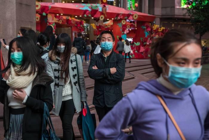 Coronavírus começou em Wuhan, na China