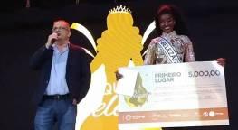 Preta Coutinho foi eleita a passista mais bela do Grupo Especial