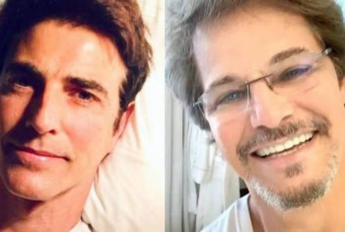 Reynaldo Gianecchini e Edson Celulari serão dispensados da Rede Globo, diz colunista