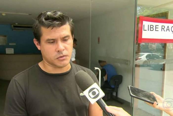 Benedito Alves Rodrigues cobra justiça por morte da pequena Maria Luíza dos Santos Rodrigues