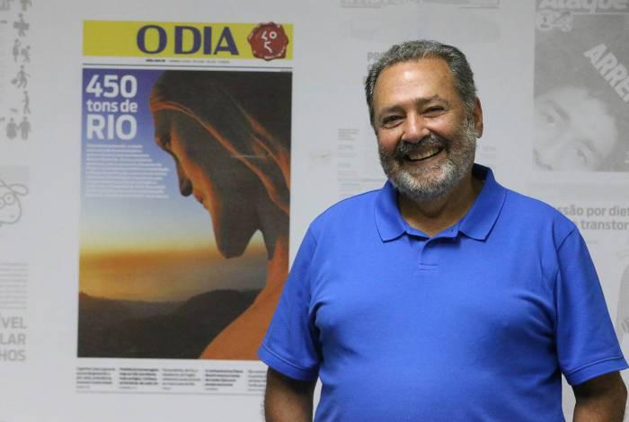 Fred Luz é pré-candidato à Prefeitura do Rio pelo Novo