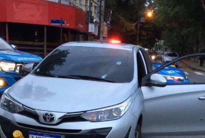 Policial civil sofreu tentativa de assalto na Vila Valqueire e troca tiros com criminosos