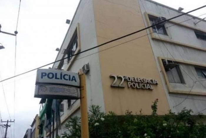 O casal foi preso e encaminhado a 22ª DP (Penha), onde responderão pelos crimes