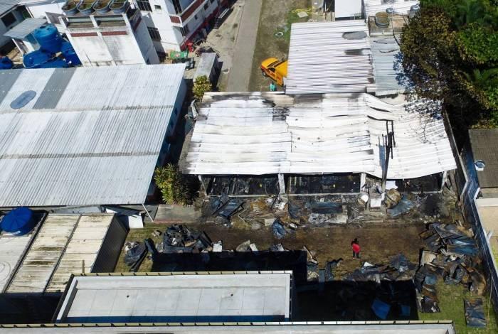 Incêndio no Ninho do Urubu, Centro de Treinamento do Flamengo, em fevereiro de 2019, resultou na morte de dez jogadores das categorias de base do clube e deixou três feridos