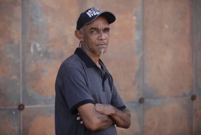 Claudinei Jesuíno, 50 anos: trabalhou por cinco anos na empresa e na demissão não recebeu as verbas rescisórias