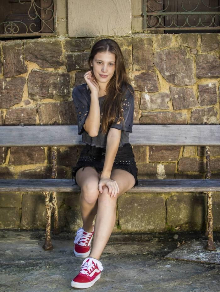 Caroline Dallarosa, a Anjinha de 'Malhação - Toda Forma de Amar'