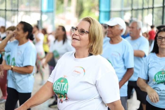 O programa leva ações de saúde a todos os bairros da cidade