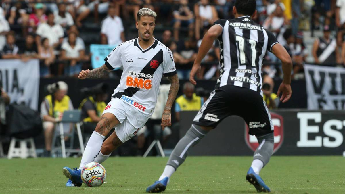 Botafogo e Vasco se enfrentam no Nilton Santos
