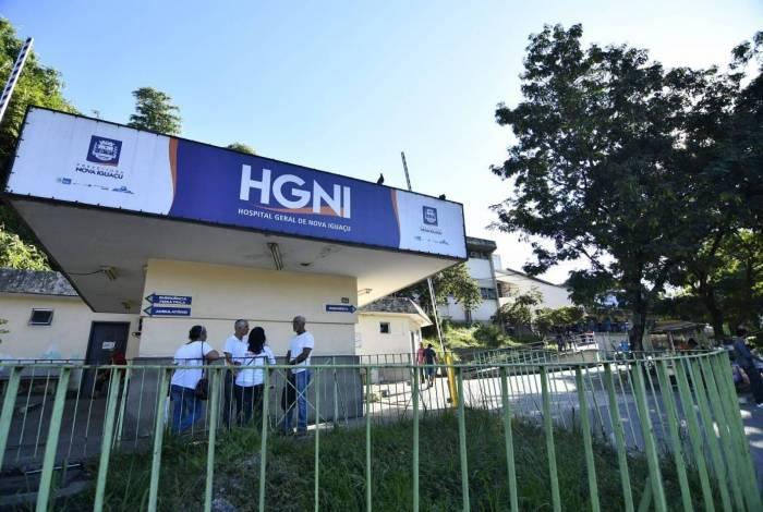 Duas vítimas foram socorridas ao Hospital da Posse