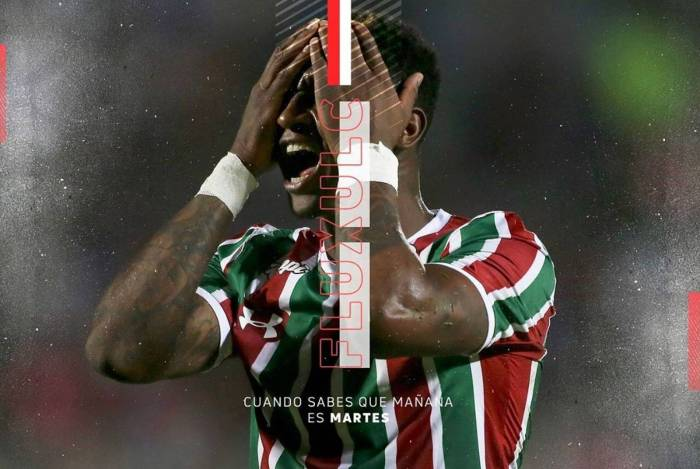 Clube chileno cometeu gafe ao provocar Fluminense