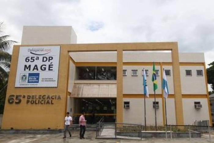 Delegacia de Magé prendeu dois acusados de homicídio qualificado