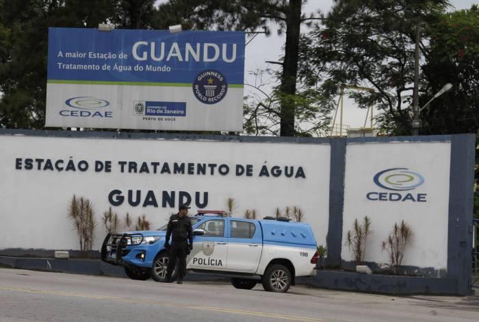 Crise da água atinge o Rio desde o início do ano