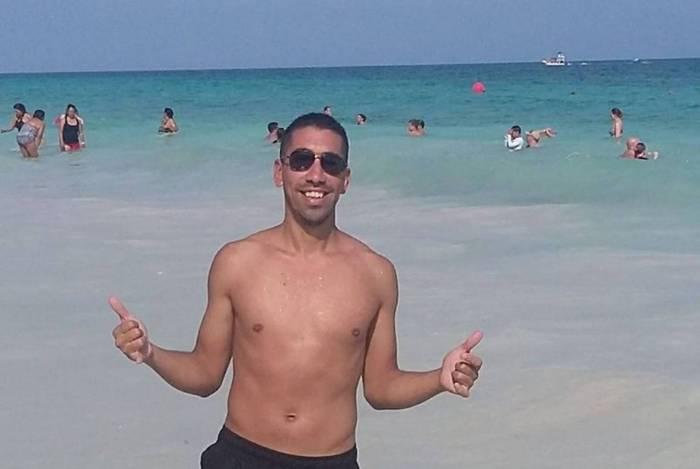 Marcelo Pagliaccio, de 32 anos, trabalhava no jornal esportivo Diário Olé
