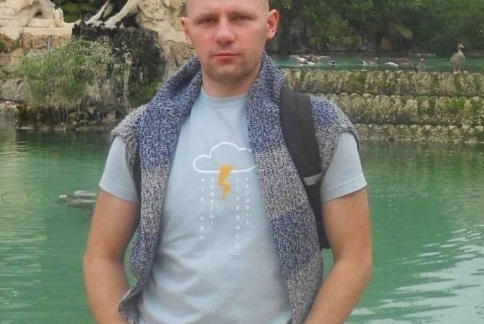 Adam Zindul tinha 37 anos
