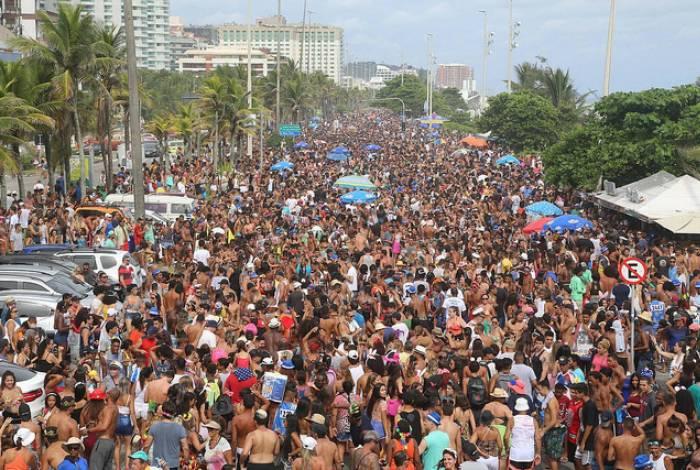 Blocos agitam o fim de semana no Rio