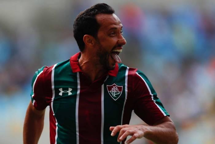 Em ótima fase, Nenê comandou a vitória no Clássico Vovô e, de quebra, entrou na disputa pela artilharia do Carioca