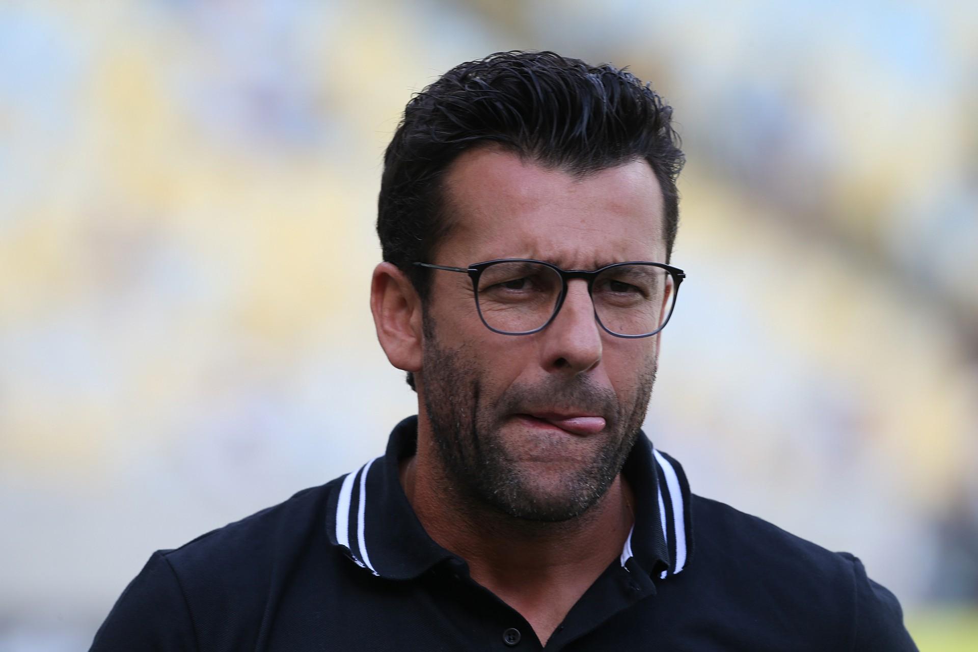 Na final da Sul-Americana, Athletico-PR anuncia Alberto Valentim como novo técnico