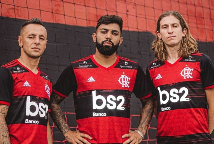 Nova camisa do Flamengo para a temporada 2020