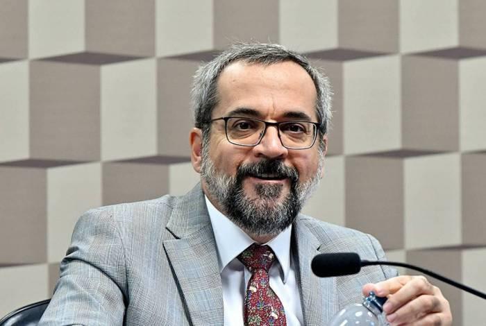 Abraham Weintraub participa de Comissão de Educação no Senado