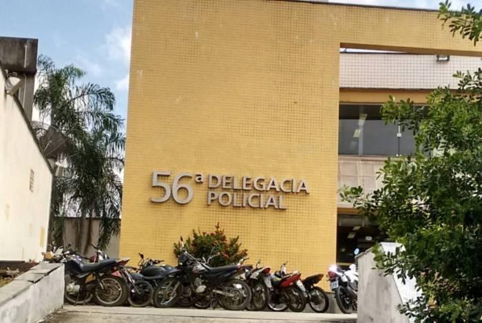 Os criminosos foram presos e encaminhados a 56ªDP (Comendador Soares)