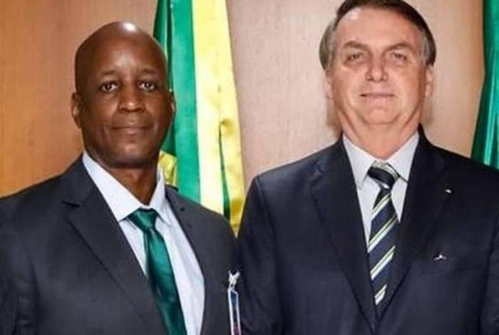Sérgio Camargo está liberado para assumir a presidência da Fundação Palmares