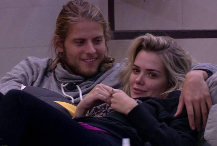Daniel e Marcela, do 'BBB 20'