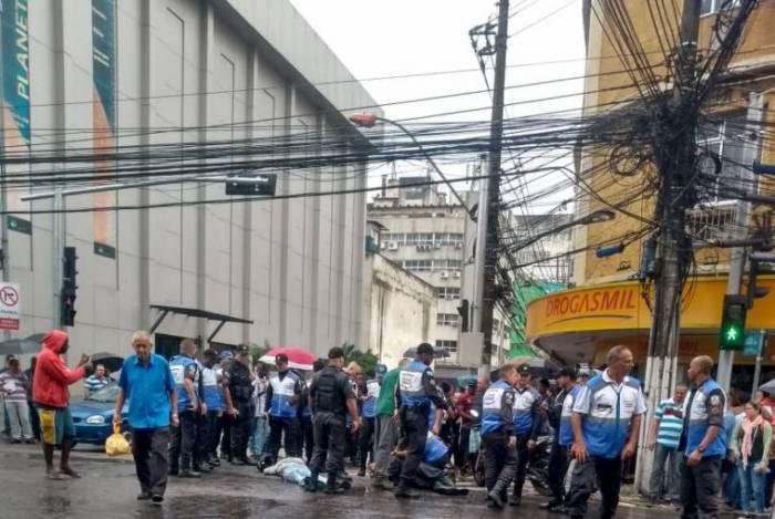 Confronto entre Agentes do Segurança Presente e suspeitos deixa dois feridos