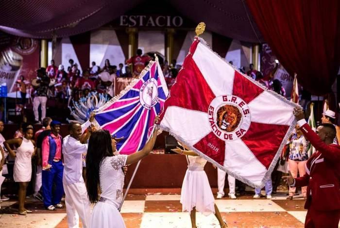 Blocos se reúnem nesta sexta-feira (13), na quadra da Estácio de Sá, para realizar último grito de carnaval