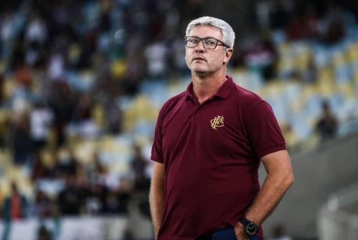 Comandado por Odair Hellmann, Tricolor tem a pressão de voltar a vencer o Campeonato Carioca