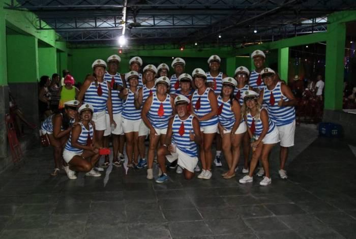 Baile do Idoso alegra terceira idade de Saquarema no carnaval