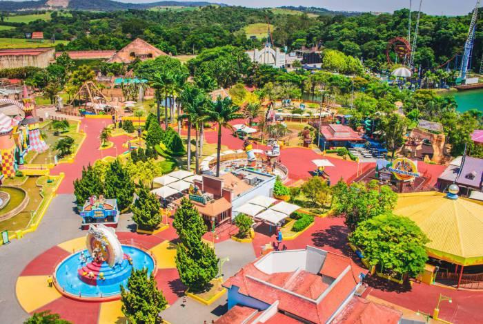 Promoção do parque viralizou na internet