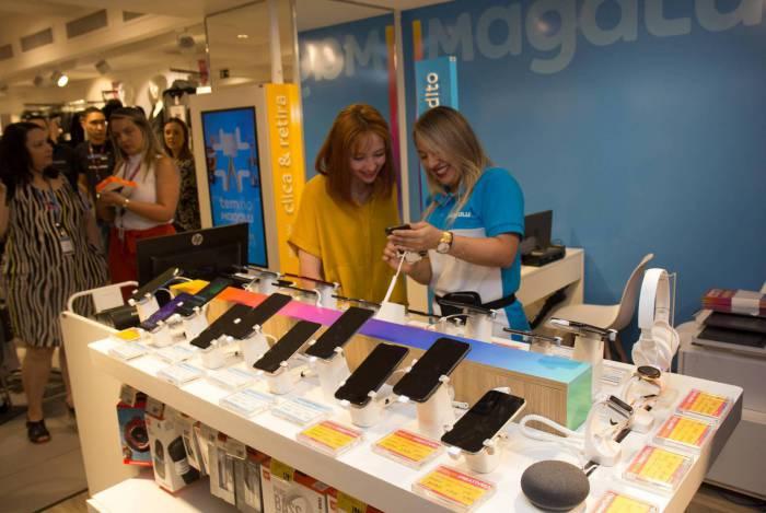 Rede permitirá realização de compra online e retirada do produto em lojas físicas