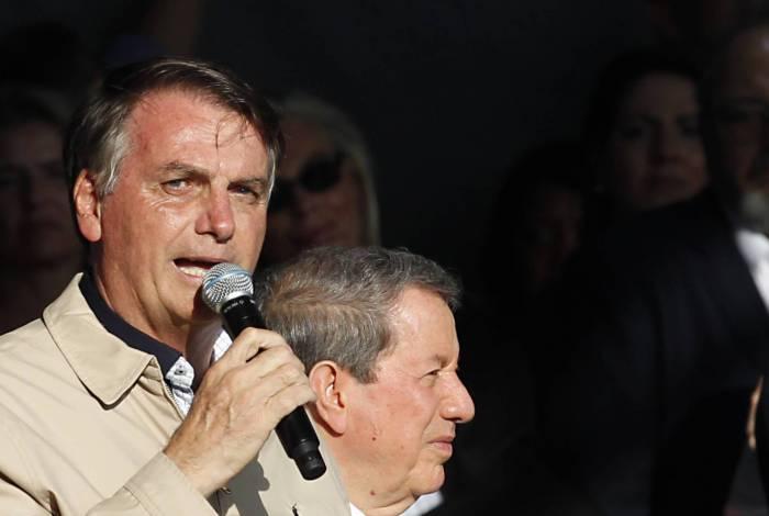 Bolsonaro agradeceu apoio