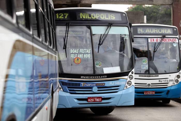 Passagens de ônibus intermunicipais ficam mais caras nesta segunda-feira