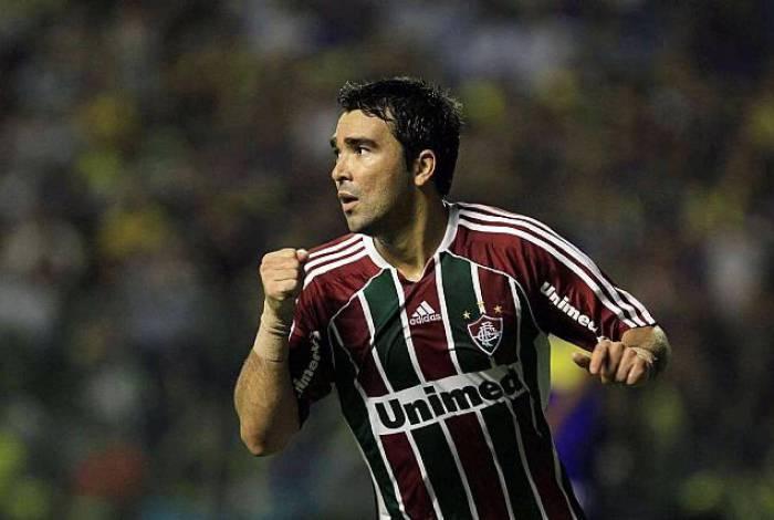 Deco conquistou dois Campeonatos Brasileiros pelo Fluminense - Rio de Janeiro