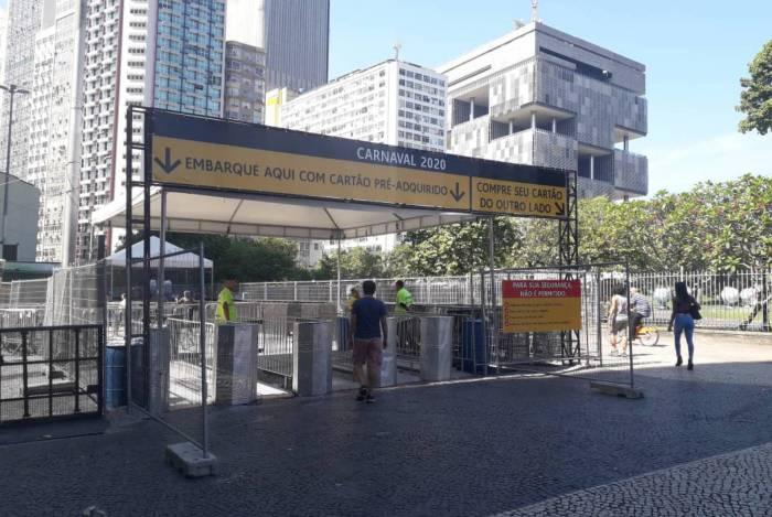 MetrôRio funcionará 24h durante o Carnava
