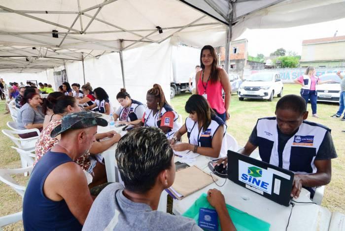 Os moradores do bairro Vila Nova receberão o 'Prefeitura Presente'