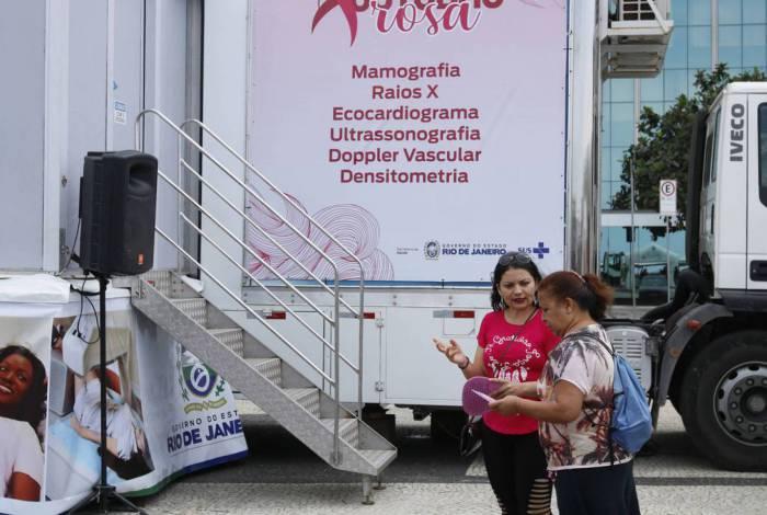 Medida beneficia as mulheres que não podem ser expostas a radiação, na faixa etária de 40 a 49 anos, ou com alta densidade mamária