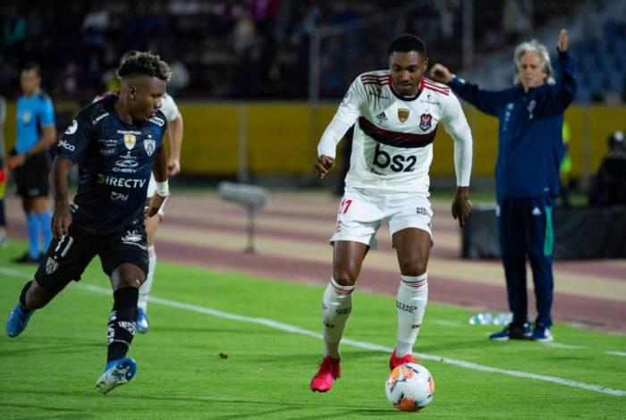 Flamengo empatou com o Del Valle